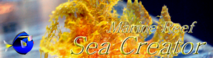 Marine reef sea creator